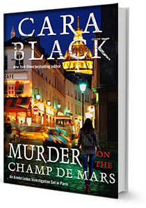 Murder in the Champ de Mars by Cara Black