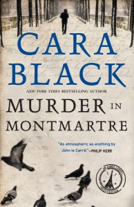 Murder in Montmartre by Cara Black