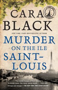 Murder on the Ile Saint-Loius by Cara Black