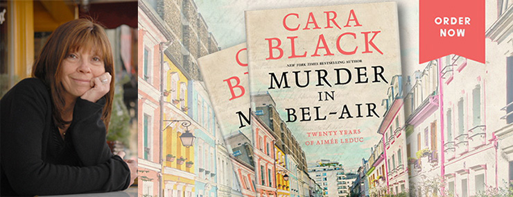 Cara Black - Murder in Bel-Air